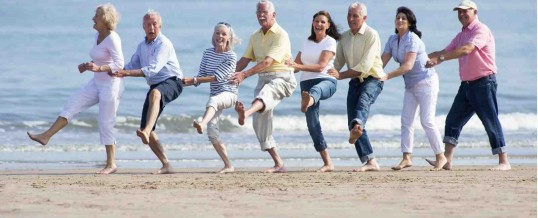 Baby Boomers urged to straighten up and stay active