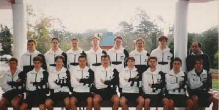 Marcus (aged 18) NZ Water Polo Team