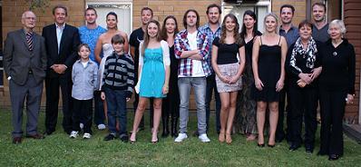 The McAllister Family
