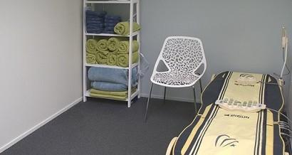 Dr Mac Migun Massage Room