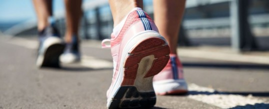 Put your best foot forward to better health